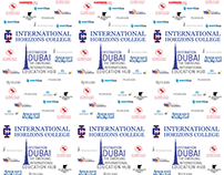 International Horizons College Official Backdrop