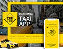Taxi Booking App (by Suretek)