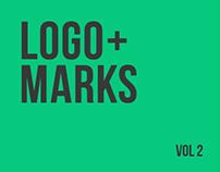 LOGOS & MARKS - Volume 2