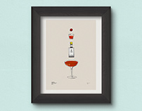 Drink up! (Print Series)