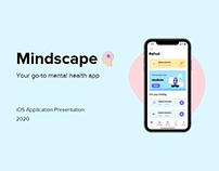 iOS Portfolio for Mindscape   UI/UX