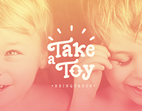 Take a Toy - Identidade Visual