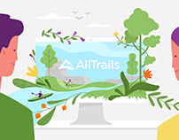 Explainer Video: AllTrails