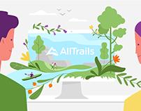 Explainer Video: AllTrails