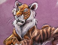 The Huh? Tiger