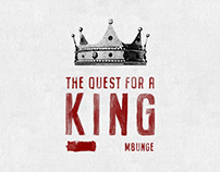 Quest for a king: Album Art and Posters