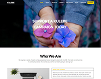 Kulebe - Nonprofit Charity Template