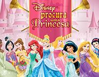 Disney looks for a Princess