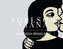 Diagramação / Acordeom Brasileiro