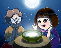 Drinking the Moonlight Book