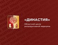 ГБУЗ «МЦ Династия» Разработка сайта
