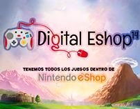 Digital Eshop | Identidad y catálogo de eshop