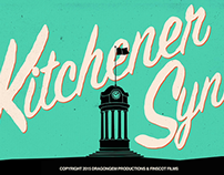 Kitchener Sync Title Sequence