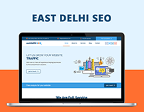 East Delhi SEO Website by ravisah.in