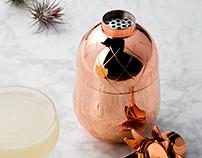 Pineapple Shaker