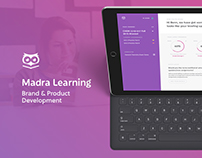 Madra Learning: Brand & Product Development