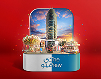 THE VIEW Mall events