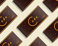 """Code"" chocolate"