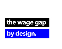 the wage gap by design