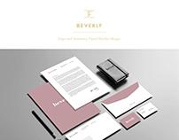 Beverly Visual Identity Design