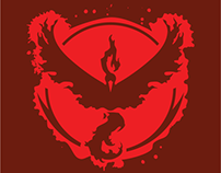 Pokemon GO: Team Valor