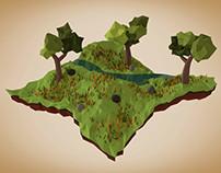 Pocket World - Concept Development