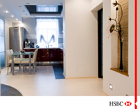 HSBC Mortgage - concept design