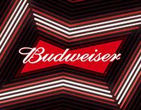 Hakkasan Nightclub Budweiser Visuals