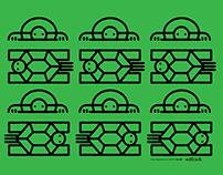 turtle & crane