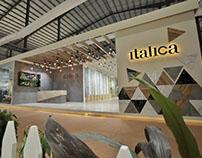 Italica Vibrant ceramics 2017