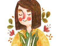 Pencil Illustrations vol. 1
