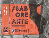 SaboreArte – Event Branding
