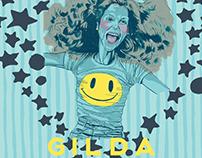 Gilda Strain Label