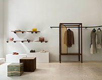 AMBROSIA × YUSTY — a new luxury fashion store in Madrid