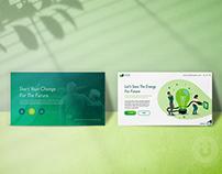 Leafe Ecogreen Presentation Template