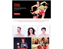 Transtorners identity and website