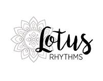 Lotus Rhythms Logo