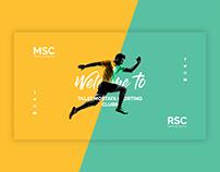 TMG Sports Clubs UI/UX Design