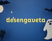 """Chamada """"Desengaveta"""" GNT (versão redes sociais enjoei)"""