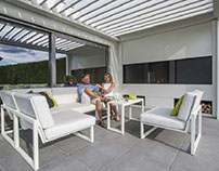 Why you should customise your patio roof