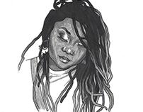 Inked Portraits