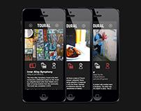 Toural App Concept