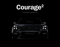 Porsche - Courage2