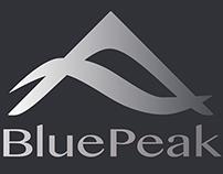 BluePeak Business Card