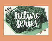 LSU COAD Lecture Series 2014/2015