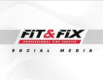 Fit & Fix Social media