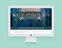 Website Design & Development for Paul Vick Architects