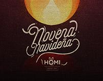NOVENA NAVIDEÑA//HOMI