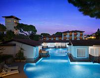 Paloma Grida Hotel Retouching