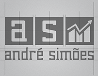 Re-Design Logotipo   André Simões   Marketing Digital